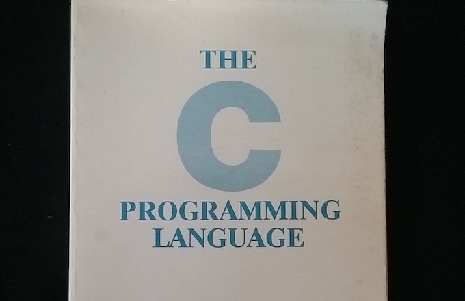 C Programming Language by Kernighan & Ritchie