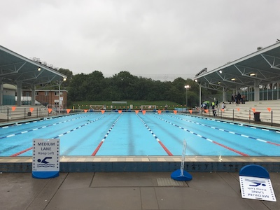 50 Metre Swimming Pool
