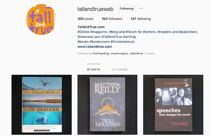 300 #bookcovers & #firstsentences posts on Instagram