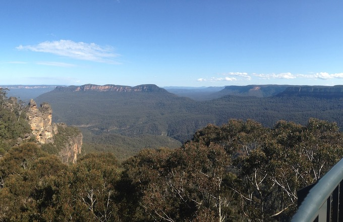 Splendid Views - Blue Mountains
