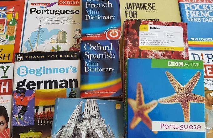 Language phrasebooks
