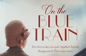 On the Blue Train by Kristel Thornell (book)