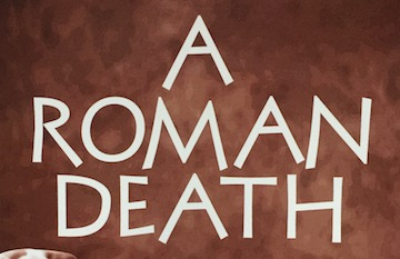 A Roman Death by Joan O'Hagan