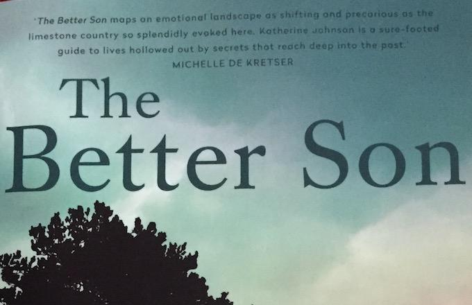 The Better Son by Katherine Johnson
